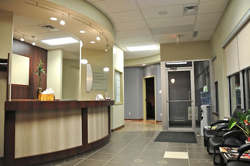 Smiles On Dental Reception